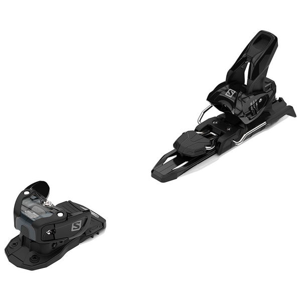Picture of SALOMON ALPINE SKI BINDINGS WARDEN MNC 11 L90 BLACK