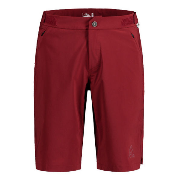 Image sur SHORTS MALOJA GALLAS MULTISPORT RED MONK POUR HOMME