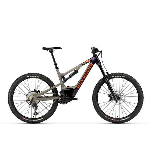 Picture of ROCKY MOUNTAIN MOUNTAIN BIKE ALTITUDE POWERPLAY ALLOY 50 BEIGE/PURPLE 2021