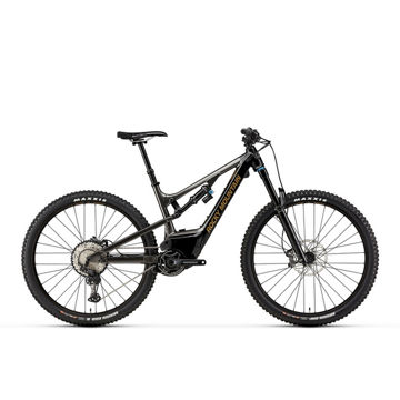 Picture of ROCKY MOUNTAIN MOUNTAIN BIKE INSTINCT POWERPLAY A70 BC EDITION GREY/BLACK/GOLD 2021