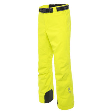 Picture of COLMAR ALPINE SKI PANT SKI PANTS WITH BELT LIME FOR MEN