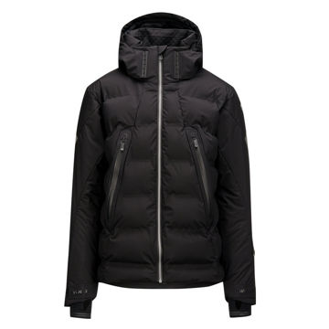 Picture of ROSSIGNOL ALPINE SKI JACKET DEPART BLACK FOR MEN