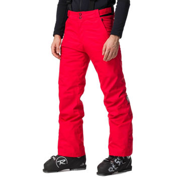 Picture of ROSSIGNOL ALPINE SKI PANT SKI RED FOR MEN