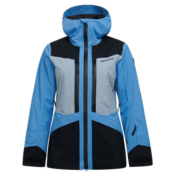 Image sur MANTEAU DE SKI ALPIN PEAK PERFORMANCE GRAVITY 2L ICE GLIMPSE POUR FEMME