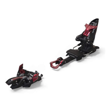 Picture of MARKER ALPINE SKI BINDINGS KINGPIN 10 75-100MM BLACK/RED