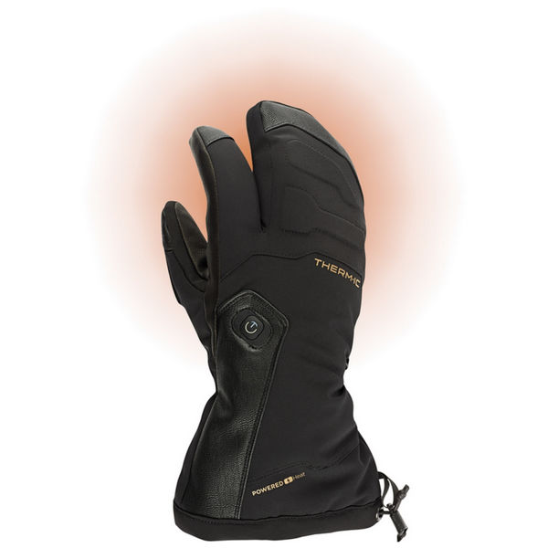 Picture of THERM-IC HEATED SKI GLOVES POWER GLOVES 3+1 BLACK
