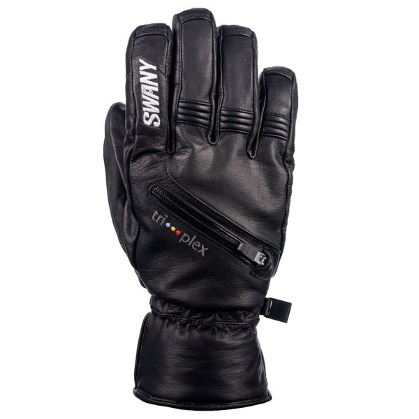 Picture of SWANY GLOVES X-CELL UNDER BLACK FOR MEN