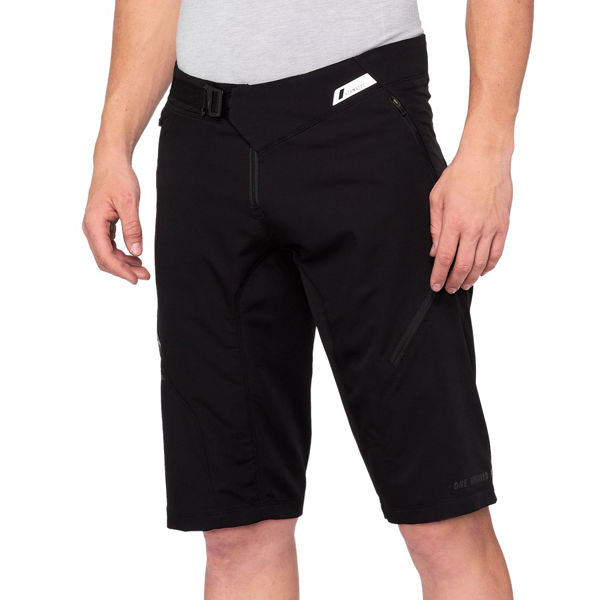 Picture of 100% SHORTS AIRMATIC BLACK FOR MEN
