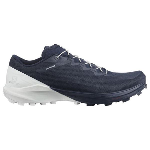 Picture of SALOMON TRAIL RUNNING SHOES SENSE 4 W/PRO NAVY BLAZER/WHITE/COPEN BLUE FOR WOMEN