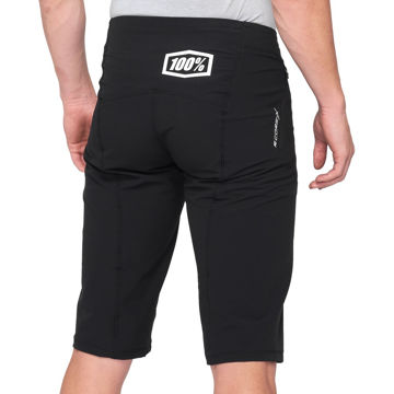 Picture of 100% SHORTS R-CORE X BLACK FOR MEN