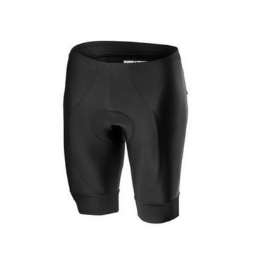 Picture of CASTELLI CYCLING SHORTS ENTRATA BLACK FOR MEN