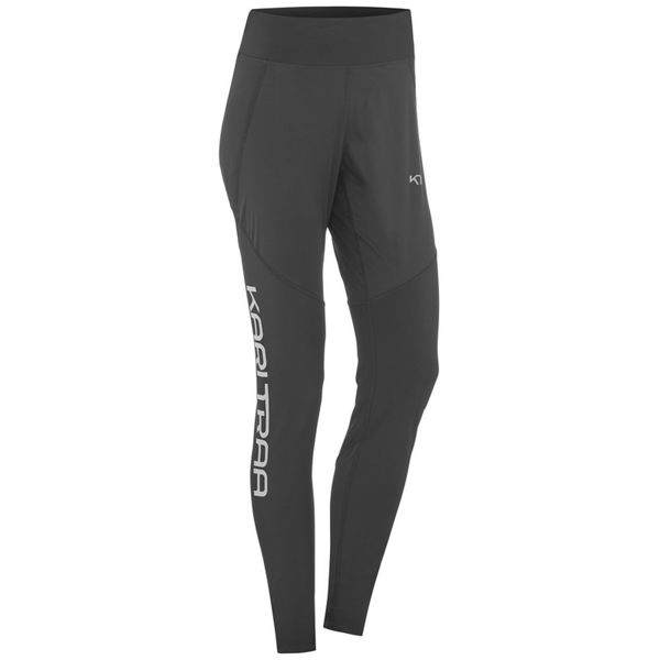 Picture of KARI TRAA CROSS COUNTRY SKI PANT TIRILL TIGHTS BLACK FOR WOMEN