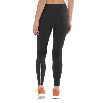 Picture of SALOMON CROSS COUNTRY SKI PANT GTX WS SSHELL BLACK FOR WOMEN