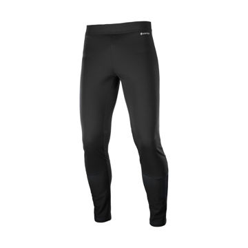 Picture of SALOMON CROSS COUNTRY SKI PANT GTX WS SSHELL BLACK FOR MEN