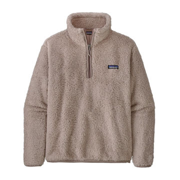 Picture of PATAGONIA ALPINE SKI SWEATERS LOS GATOS 1/4 ZIP SHROOM TAUPE FOR WOMEN