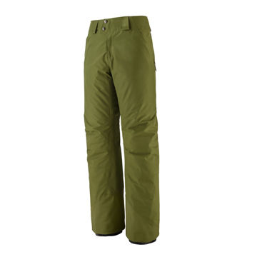 Picture of PATAGONIA ALPINE SKI PANT INSULATED POWDER BOWL PALO GREEN FOR MEN