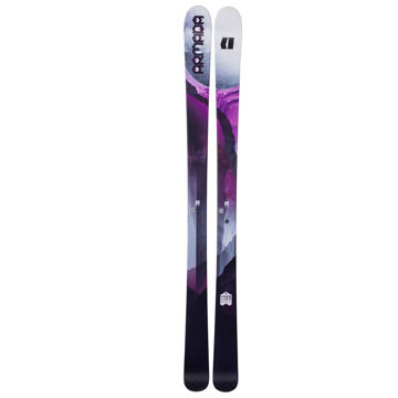 Picture of ARMADA ALPINE SKIS VICTA 87 TI BLACK/PURPLE 2018 FOR WOMEN