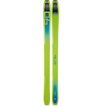 Picture of DYNAFIT ALPINE SKIS SPEED 90 GREEN/BLUE 2018 FOR MEN