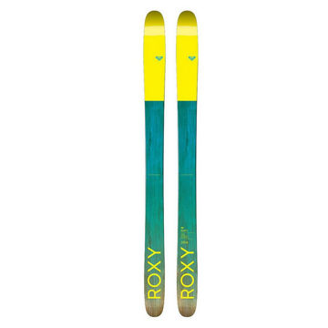 Picture of ROXY ALPINE SKIS SHIMA 96 YELLOW/BLUE 2017 FOR WOMEN