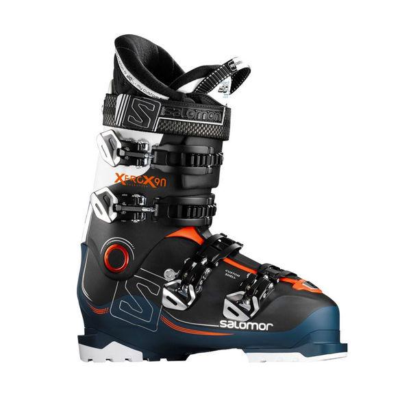 Picture of SALOMON APLINE SKI BOOTS X-PRO X90 CS BLACK/BLUE FOR MEN