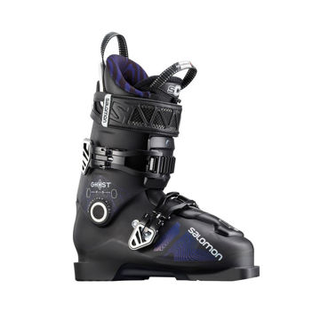 Picture of SALOMON APLINE SKI BOOTS GHOST FS 100 BLACK/PURPLE FOR MEN