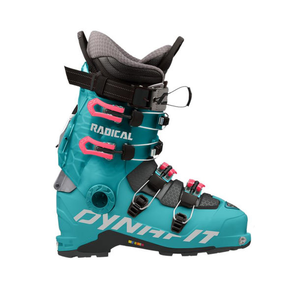 Picture of DYNAFIT APLINE SKI BOOTS RADICAL W HIBISCUS/OCEAN FOR WOMEN