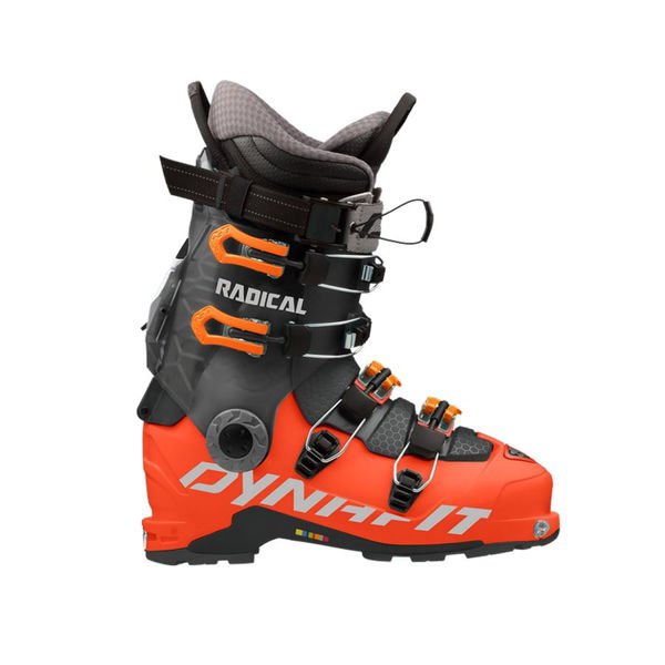 Picture of DYNAFIT APLINE SKI BOOTS RADICAL ORANGE/GENERAL LEE FOR MEN