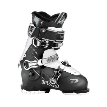 Picture of DALBELLO APLINE SKI BOOTS KYRA 75 LS BLACK/WHITE FOR WOMEN