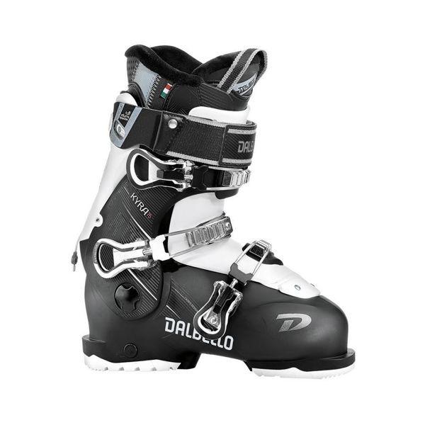 Picture of DALBELLO APLINE SKI BOOTS KYRA 75 LS BLACK/WHITE FOR WOMEN