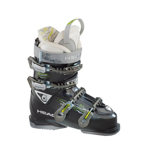 Picture of HEAD APLINE SKI BOOTS DREAM 90 MYA HF ANTHRACITE FOR WOMEN
