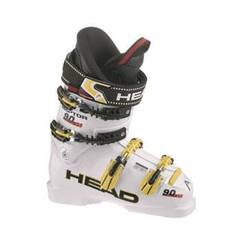 Picture of HEAD APLINE SKI BOOTS RAPTOR 90 WHITE FOR JUNIORS