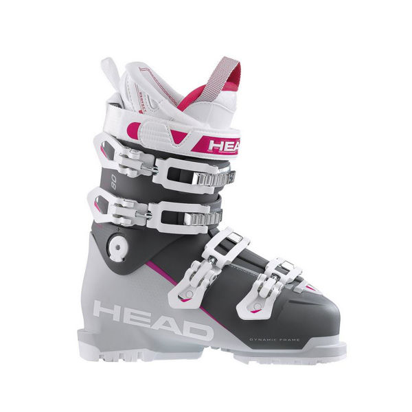 Picture of HEAD APLINE SKI BOOTS VECTOR EVO 80 W GREY/ANTH FOR WOMEN