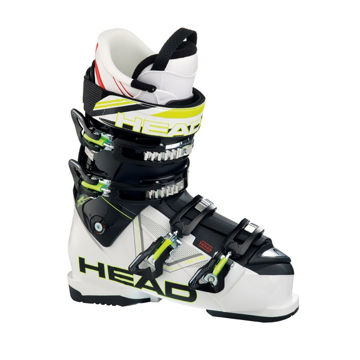 Picture of HEAD APLINE SKI BOOTS VECTOR 100 WHITE/BLACK/YELLOW FOR MEN