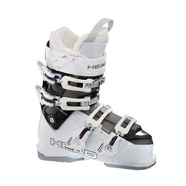 Picture of HEAD APLINE SKI BOOTS VECTOR 100 W WHITE/BLACK FOR WOMEN
