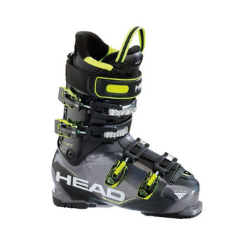 Picture of HEAD APLINE SKI BOOTS ADAPT EDGE 95 BLACK/YELLOW FOR MEN