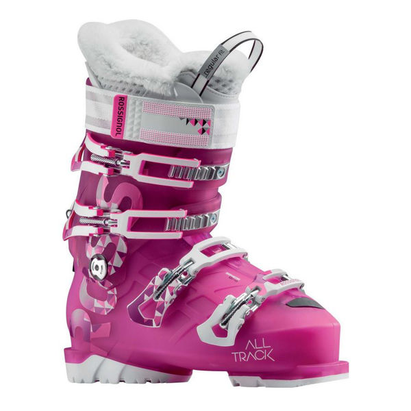 Picture of ROSSIGNOL APLINE SKI BOOTS ALLTRACK 70W PINK FOR WOMEN