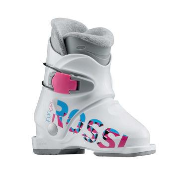 Picture of ROSSIGNOL APLINE SKI BOOTS FUN GIRL J1 WHITE FOR JUNIORS