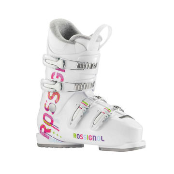 Picture of ROSSIGNOL APLINE SKI BOOTS FUN GIRL J4 WHITE FOR JUNIORS