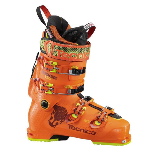 Picture of TECNICA APLINE SKI BOOTS COCHISE 130 DYN ORANGE FOR MEN