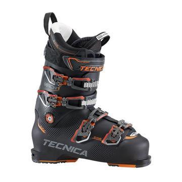 Picture of TECNICA APLINE SKI BOOTS MACH 1 110 MV BLACK FOR MEN
