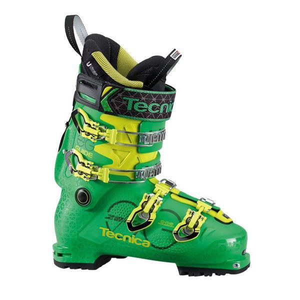 Picture of TECNICA APLINE SKI BOOTS ZERO G GUIDE GREEN FOR MEN