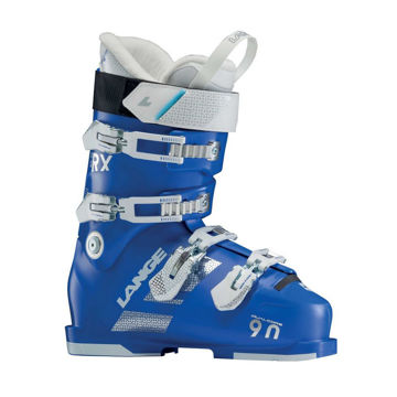 Picture of LANGE APLINE SKI BOOTS RX90 W BLUE FOR WOMEN