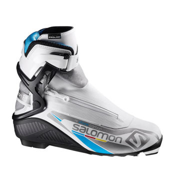 Picture of SALOMON CROSS COUNTRY SKI BOOTS RS VITANE CARBON PROLINK WHITE FOR WOMEN