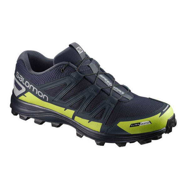 Picture of SALOMON TRAIL RUNNING SHOES SPEEDPIKE CS NAVY/SILVER