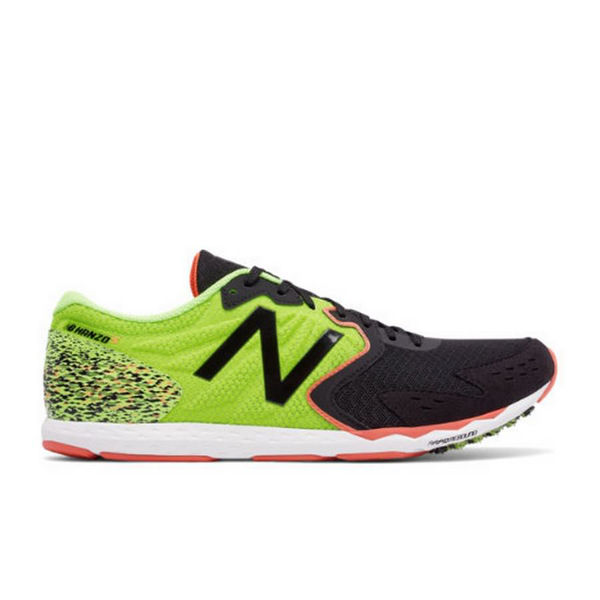 Picture of NEW BALANCE ROAD RUNNING SHOES HANZO S YELLOW FOR MEN