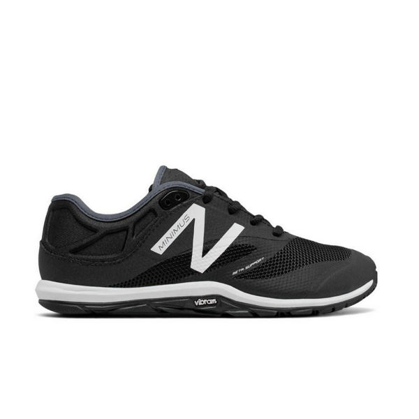 Picture of NEW BALANCE ROAD RUNNING SHOES WX20 MINIMUS BK6 BLACK FOR WOMEN