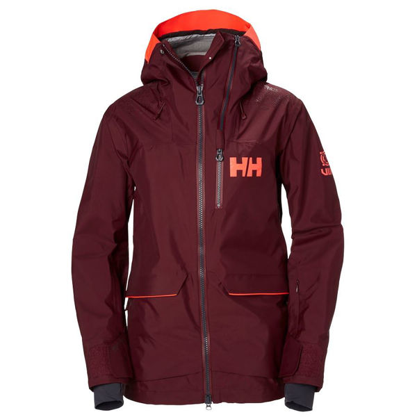 Picture of HELLY HANSEN ALPINE SKI JACKETS AURORA SHELL PORTO FOR WOMEN