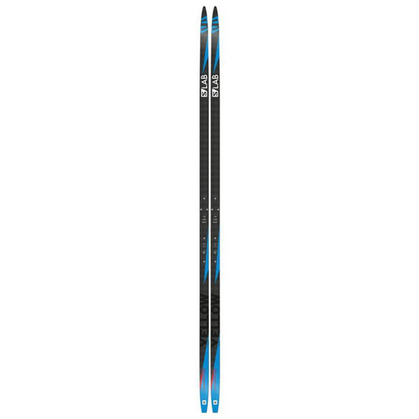 Picture of SALOMON CROSS COUNTRY SKIS S/LAB CARBON SKATE YELLOW FOR ADULTS(W/M)
