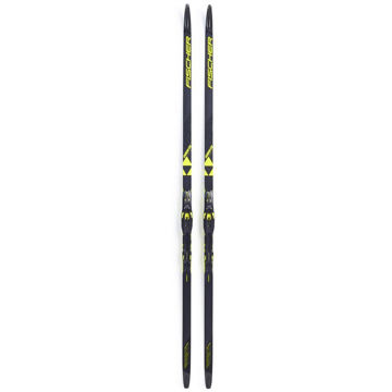 Picture of FISCHER CROSS COUNTRY SKIS CARBONLITE CLASSIC PLUS SOFT IFP FOR ADULTS(W/M)