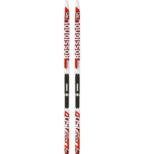 Picture of ROSSIGNOL CROSS COUNTRY SKIS XT VENTURE JR WAXELESS FOR JUNIORS